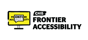 Frontier Accessibility logo-link to Homepage